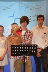 Ehrenamtspreis-Verleihung